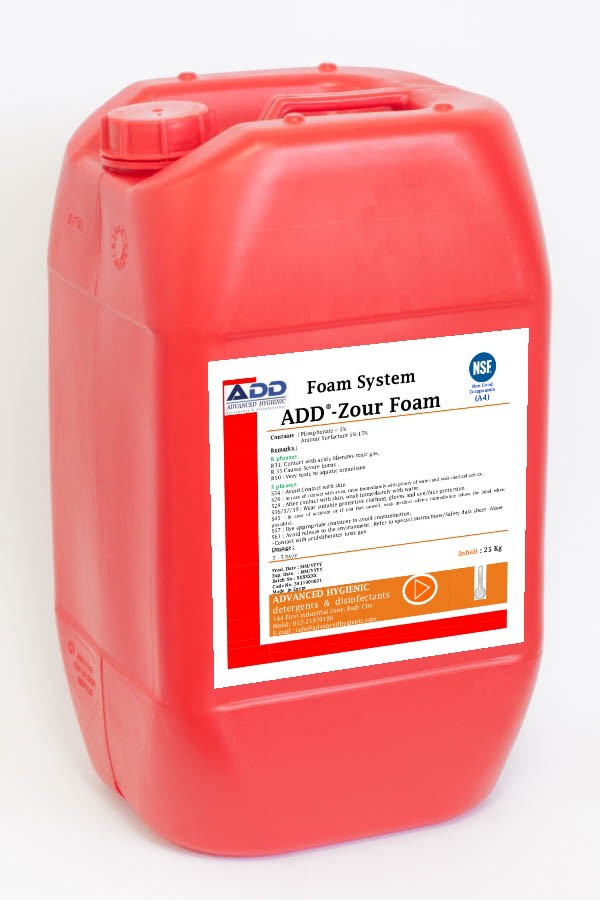 ADD®- Zour Foam